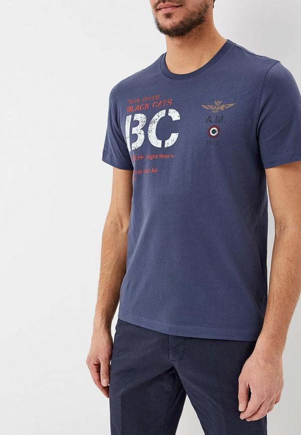 Футболка Aeronautica Militare Aeronautica Militare AE003EMDSMI9 aeronautica militare футболка