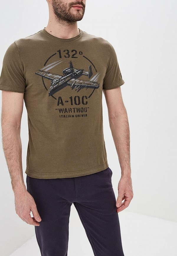 Футболка Aeronautica Militare Aeronautica Militare AE003EMDSMJ8