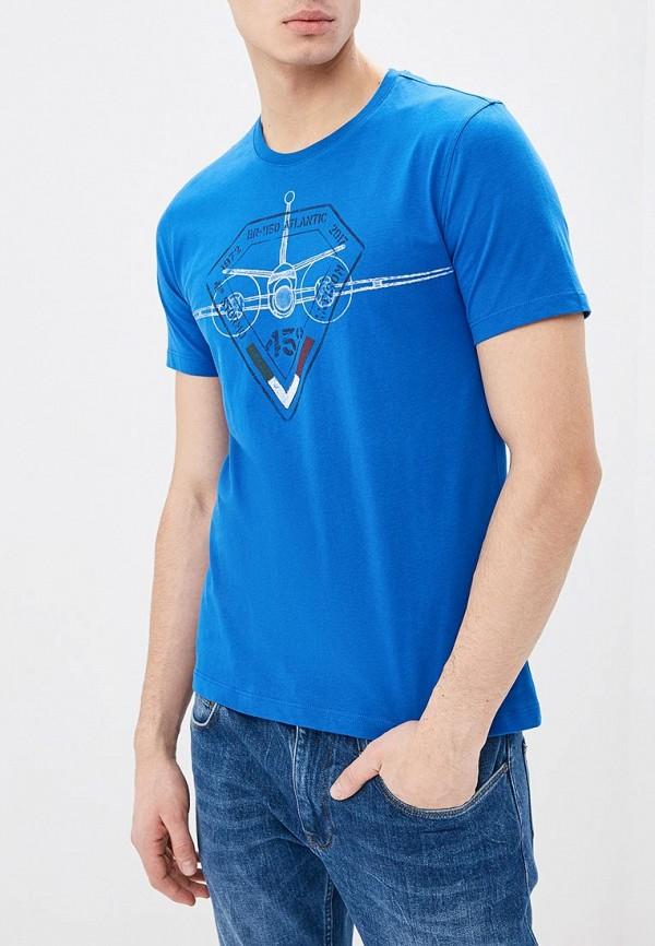 Футболка Aeronautica Militare Aeronautica Militare AE003EMDSMK1 aeronautica militare футболка