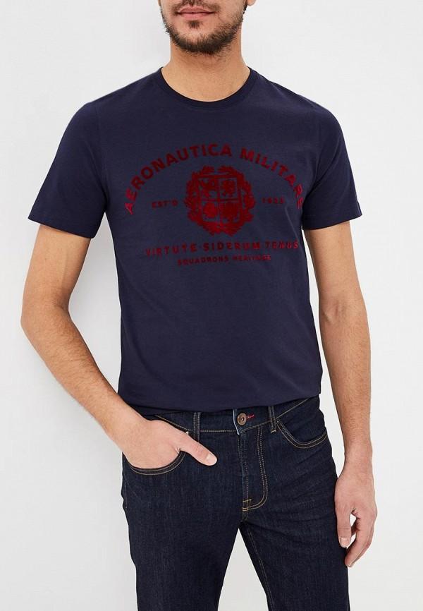 Футболка Aeronautica Militare Aeronautica Militare AE003EMDSOU2 aeronautica militare футболка