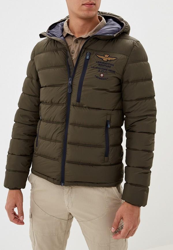 Куртка утепленная Aeronautica Militare Aeronautica Militare AE003EMFKTX9