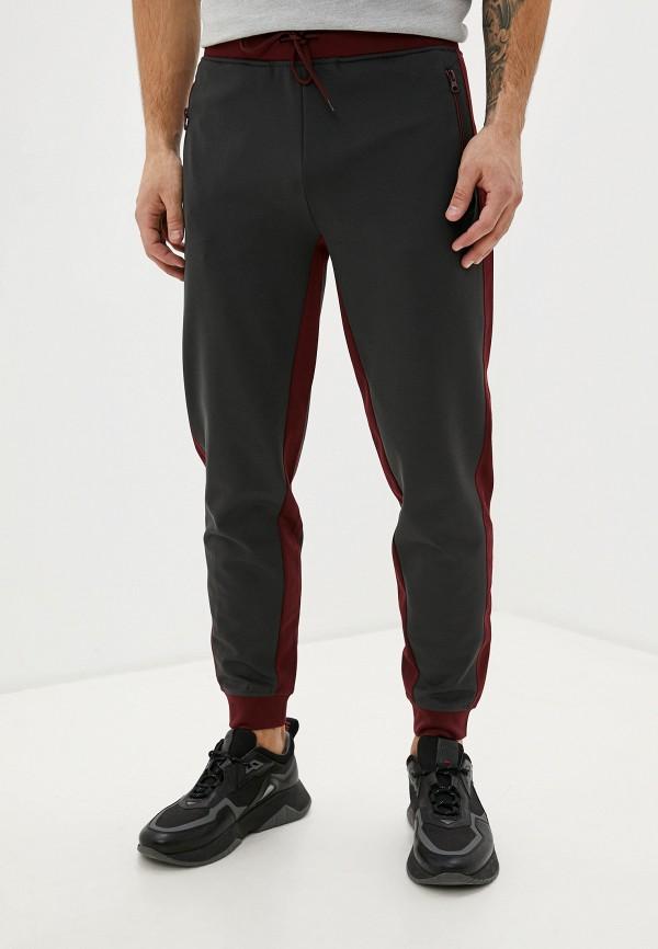 мужские спортивные брюки aeronautica militare, серые