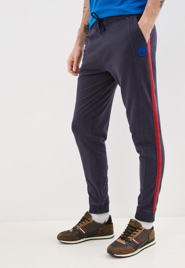 мужские спортивные брюки aeronautica militare, синие