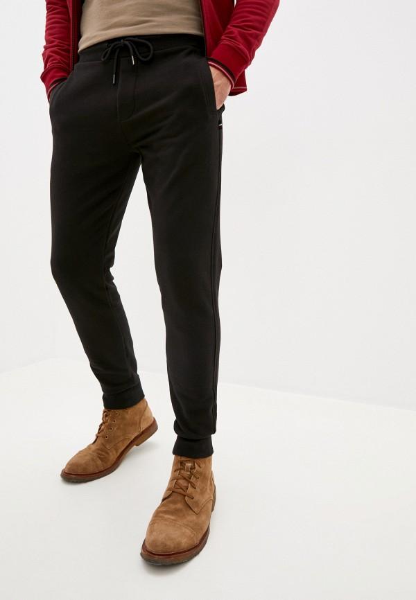 мужские спортивные брюки aeronautica militare, черные