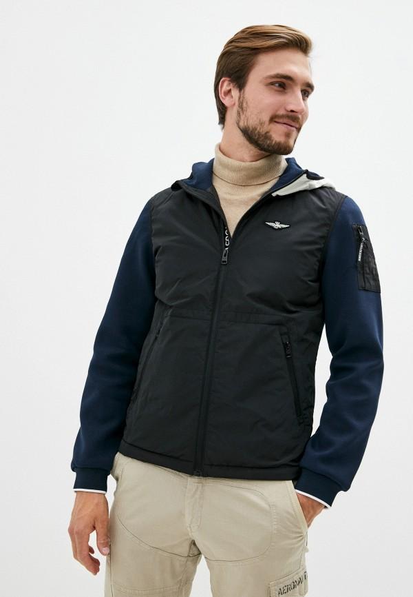 мужская куртка aeronautica militare, разноцветная