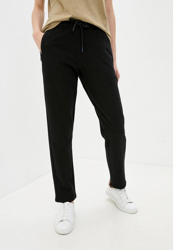 женские спортивные брюки aeronautica militare, черные
