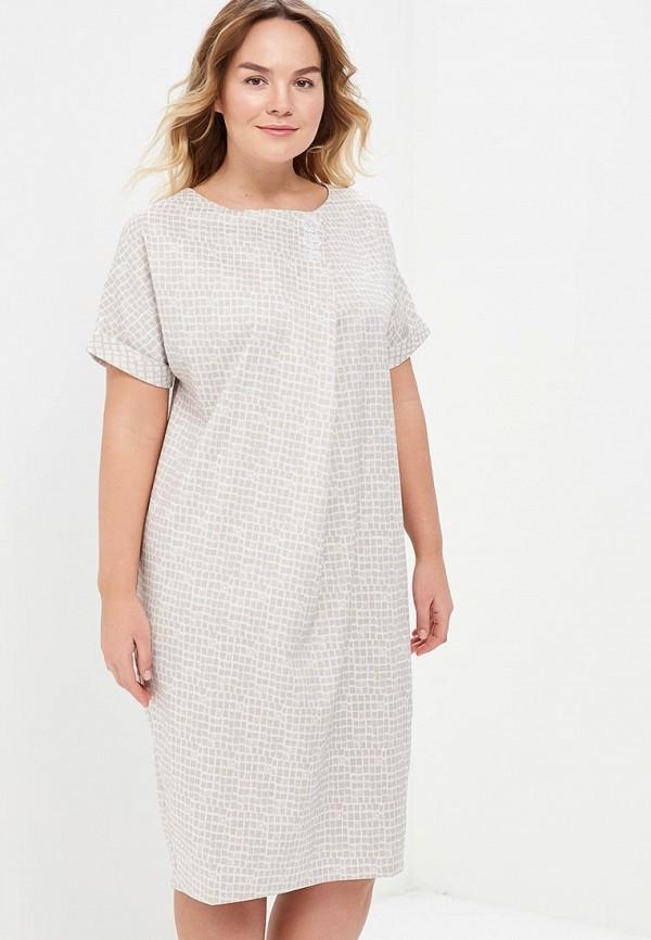 Купить Платье Aelite, Aelite AE004EWAXCC6, бежевый, Весна-лето 2018