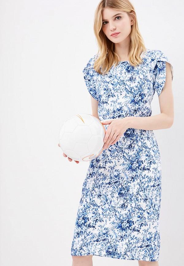 Купить Платье Aelite, Aelite AE004EWBVKT0, голубой, Весна-лето 2018