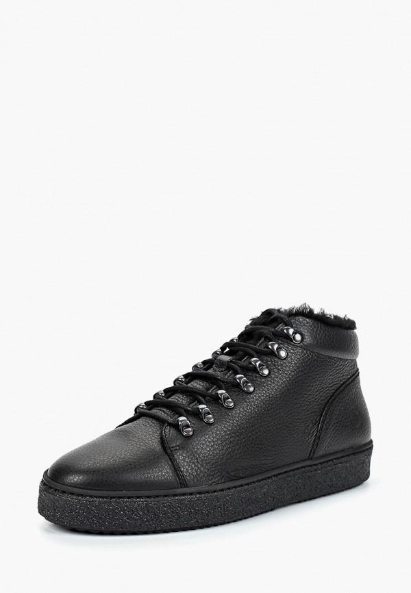 Купить Ботинки Affex, Affex AF003AMCASU3, черный, Осень-зима 2018/2019