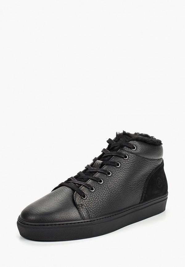Купить Ботинки Affex, Affex AF003AMCASU5, черный, Осень-зима 2018/2019