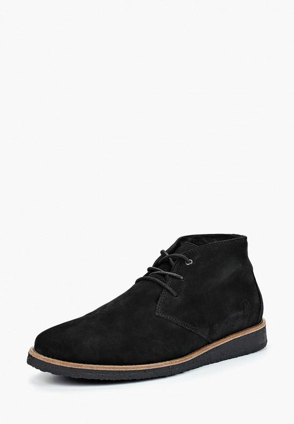 Купить Ботинки Affex, Affex AF003AMCASU7, черный, Осень-зима 2018/2019