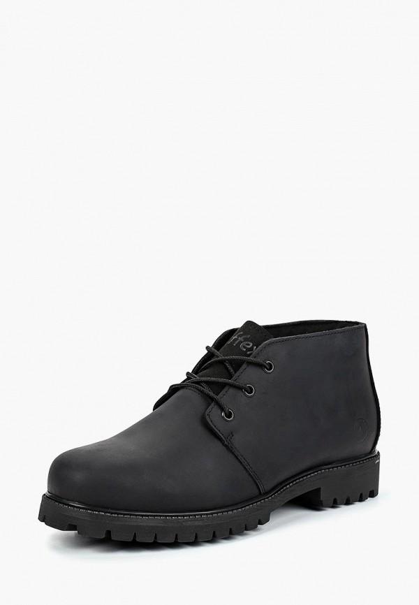 Купить Ботинки Affex, Affex AF003AMCASU9, черный, Осень-зима 2018/2019
