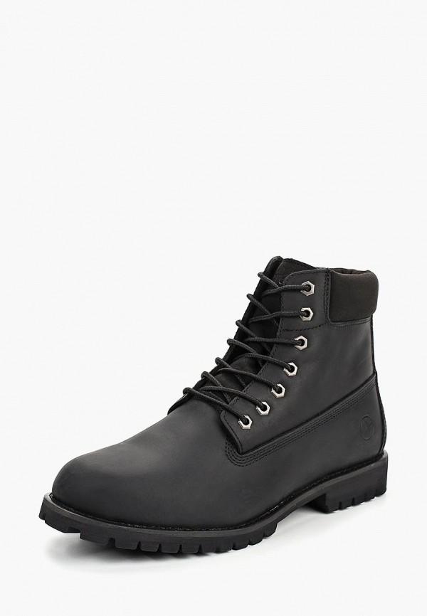Купить Ботинки Affex, Affex AF003AMCASV5, черный, Осень-зима 2018/2019