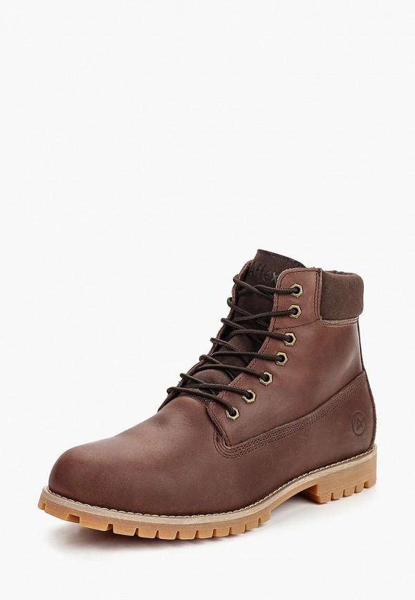 Купить Ботинки Affex, Affex AF003AMCASV6, коричневый, Осень-зима 2018/2019