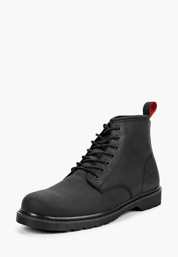 Ботинки Affex, Affex AF003AMCASW1, черный, Осень-зима 2018/2019  - купить со скидкой