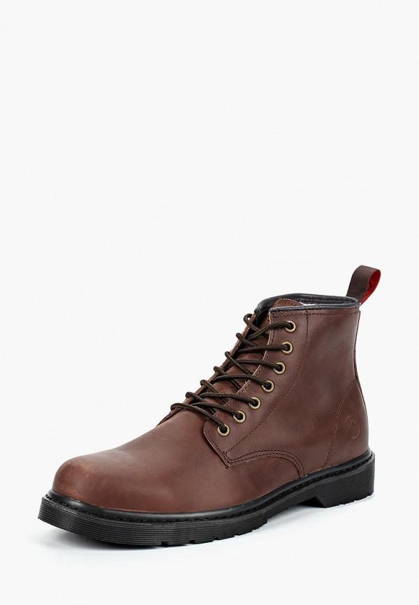 Купить Ботинки Affex, Affex AF003AMCASW2, коричневый, Осень-зима 2018/2019