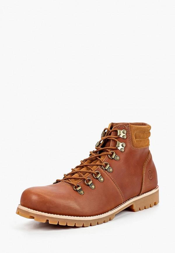 Купить Ботинки Affex, Affex AF003AMCASW4, коричневый, Осень-зима 2018/2019