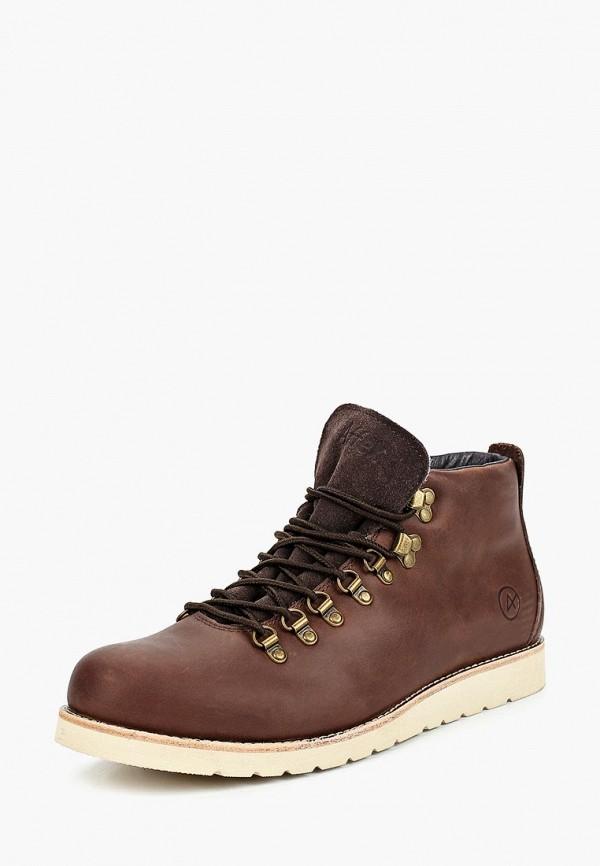 Купить Ботинки Affex, Affex AF003AMCASW6, коричневый, Осень-зима 2018/2019