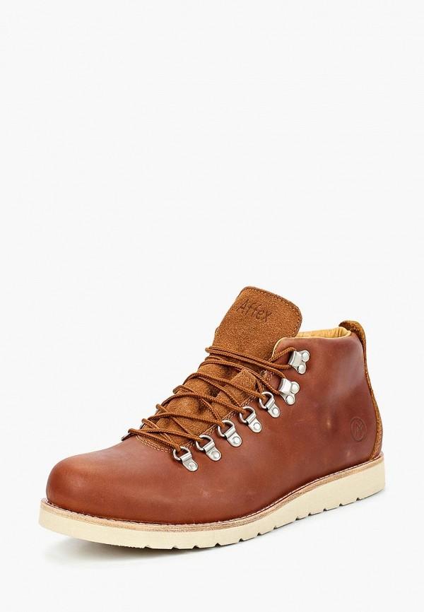 Купить Ботинки Affex, Affex AF003AMCASW7, коричневый, Осень-зима 2018/2019