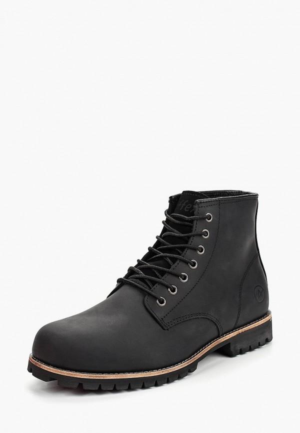 Купить Ботинки Affex, Affex AF003AMCASW8, черный, Осень-зима 2018/2019
