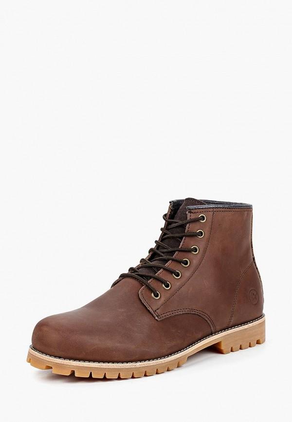 Купить Ботинки Affex, Affex AF003AMCASW9, коричневый, Осень-зима 2018/2019
