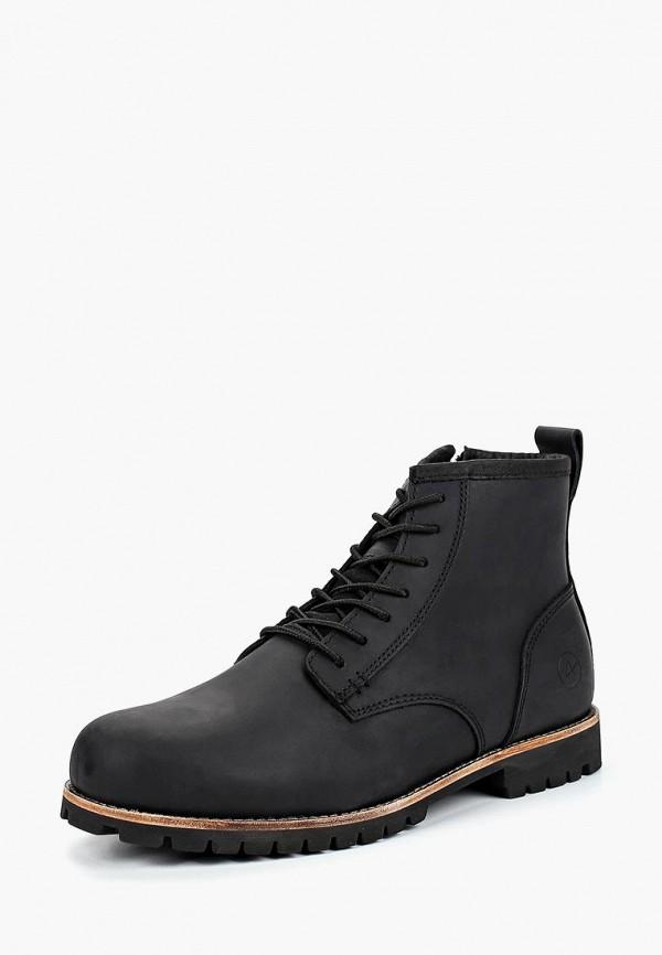 Купить Ботинки Affex, Affex AF003AMCASX2, черный, Осень-зима 2018/2019