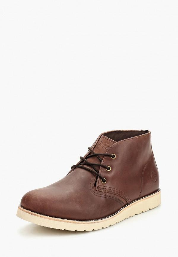 Купить Ботинки Affex, Affex AF003AMCASX5, коричневый, Осень-зима 2018/2019