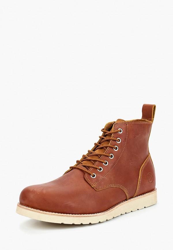 Купить Ботинки Affex, Affex AF003AMCASY0, коричневый, Осень-зима 2018/2019