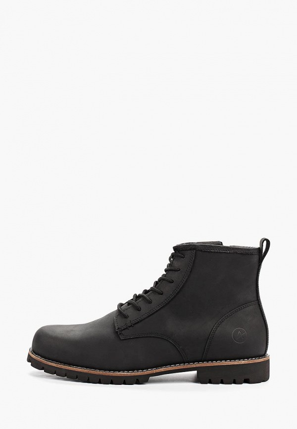 Фото - мужские ботинки и полуботинки Affex черного цвета