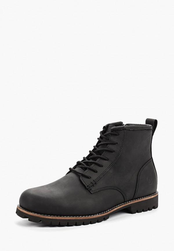Фото 2 - мужские ботинки и полуботинки Affex черного цвета