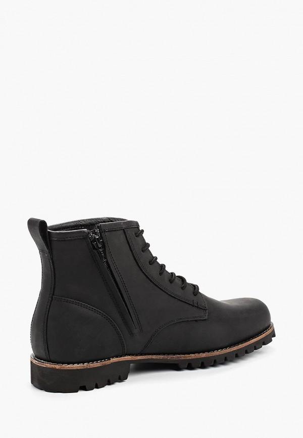 Фото 3 - мужские ботинки и полуботинки Affex черного цвета
