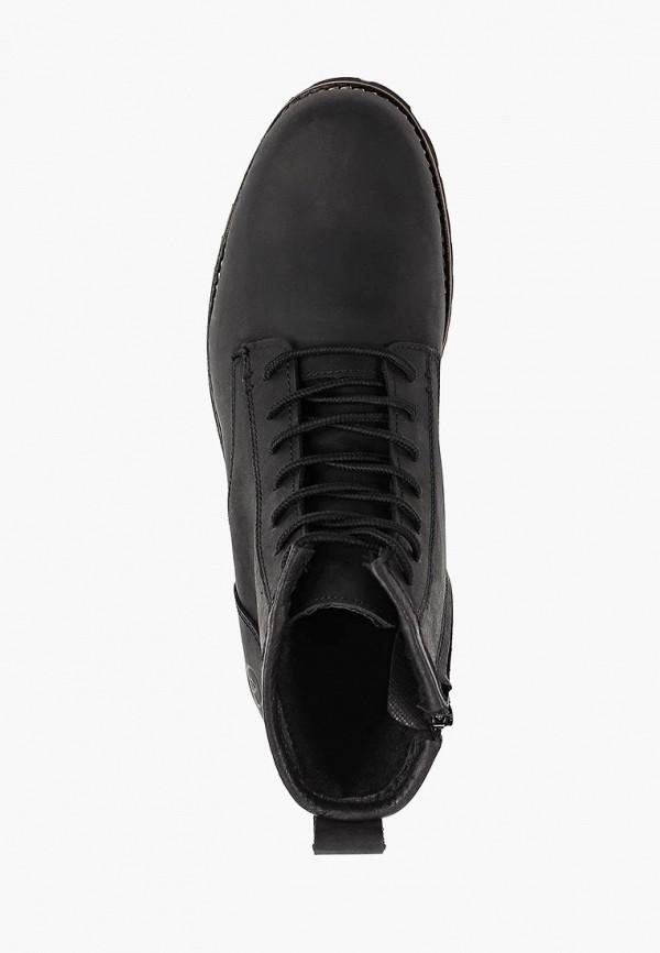 Фото 4 - мужские ботинки и полуботинки Affex черного цвета