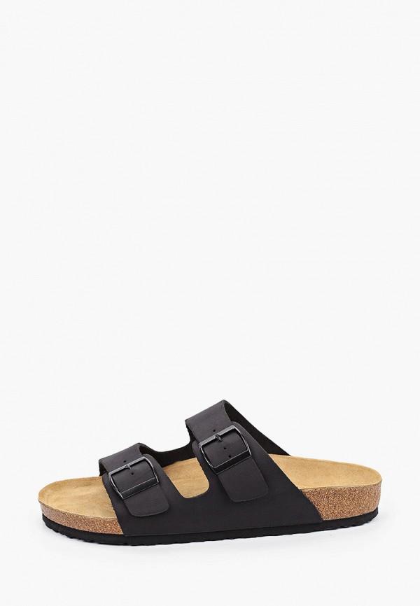 мужские сандалии affex, черные