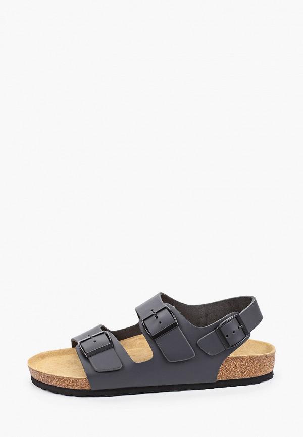 мужские сандалии affex, серые