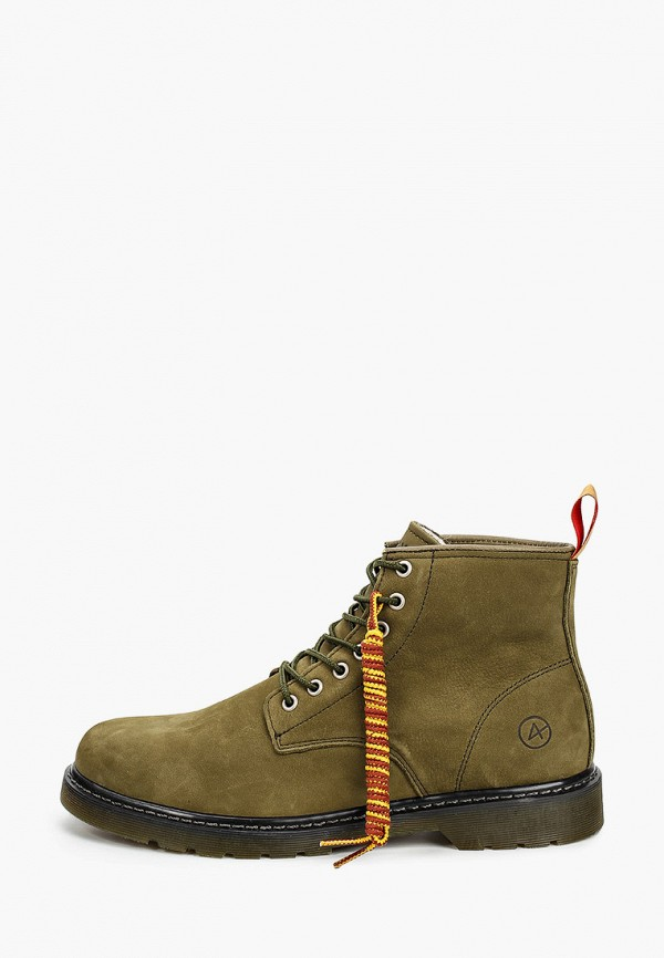 мужские ботинки affex, хаки
