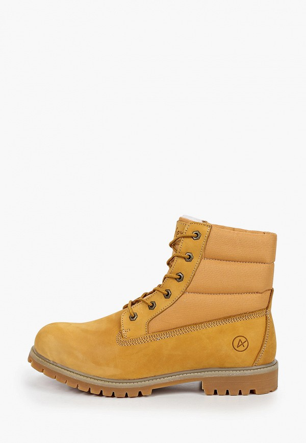 мужские ботинки affex, оранжевые