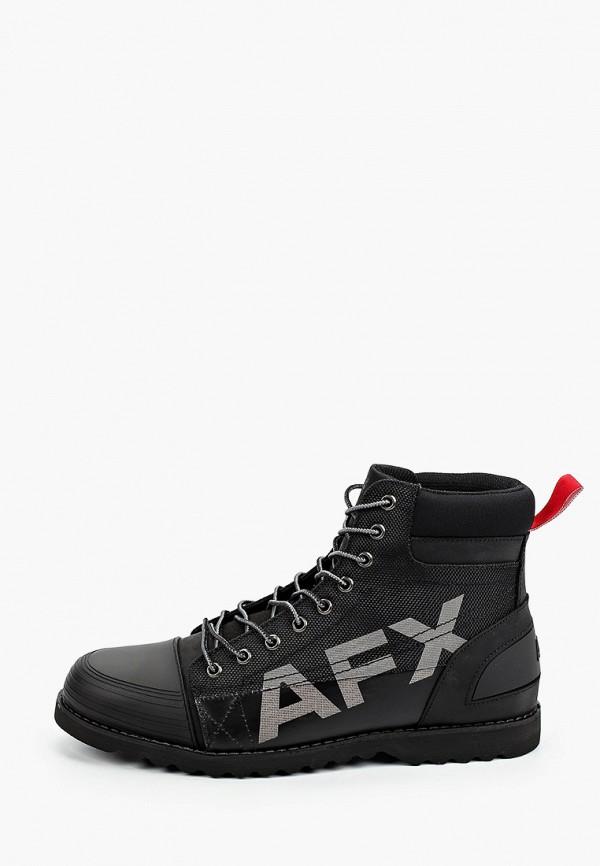 Ботинки Affex 205-AGK-BLK-M фото