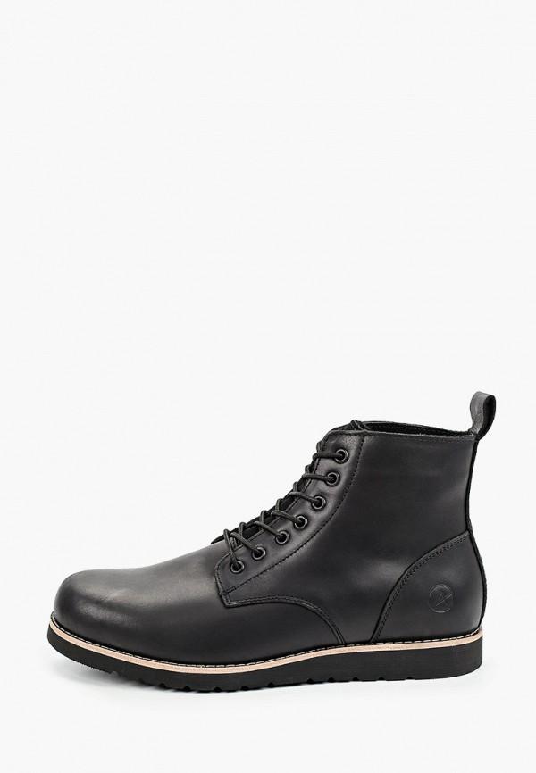 Ботинки Affex Affex 227-KZN-BLK-M черный фото