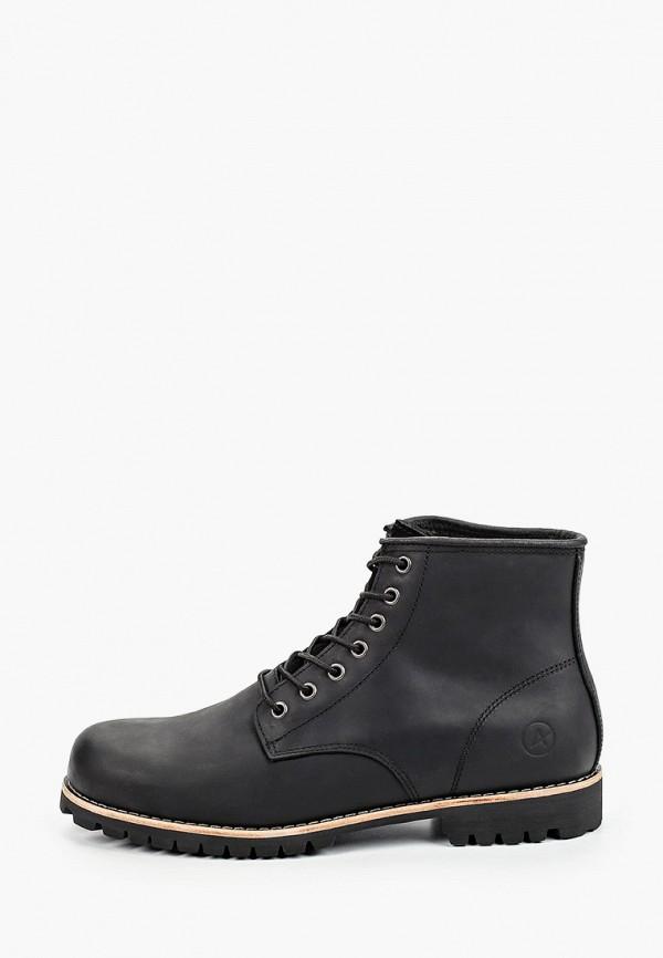 Ботинки Affex Affex 248-MOW-BLK-M черный фото