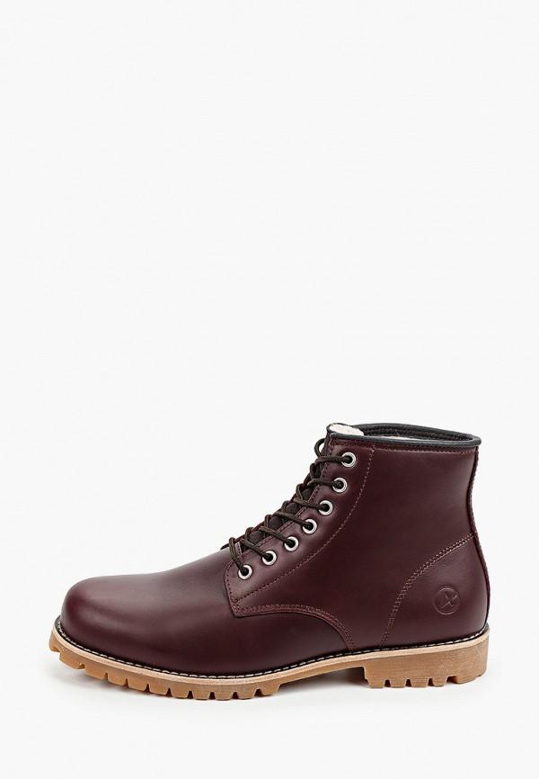 Ботинки Affex Affex 251-MOW-BWE-M коричневый фото