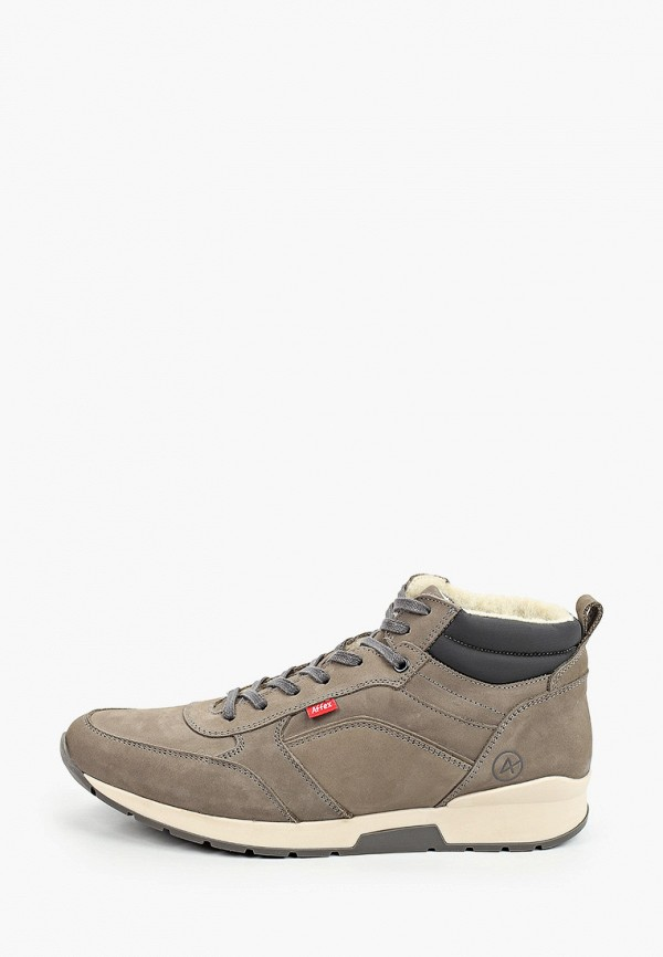 мужские кроссовки affex, серые