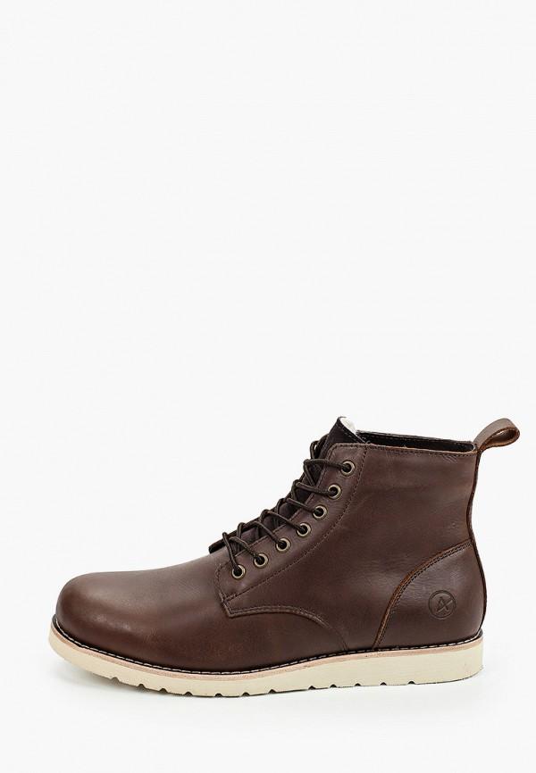 Ботинки Affex Affex 228-KZN-CHT-M коричневый фото