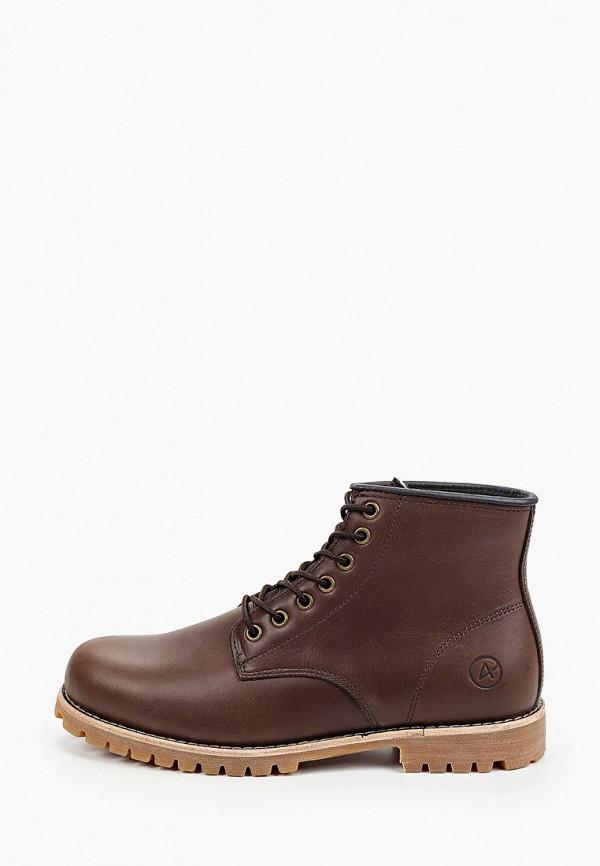 Ботинки Affex Affex 249-MOW-CHT-M коричневый фото