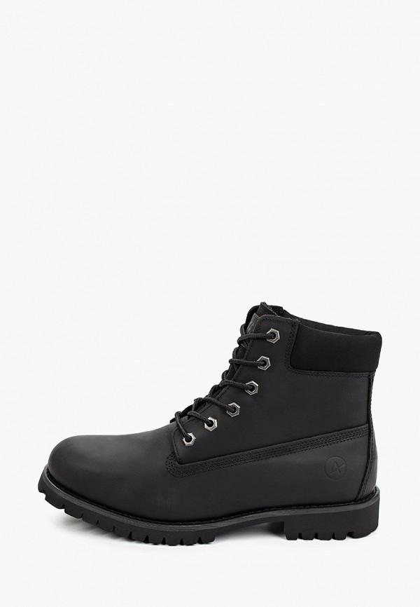 женские ботинки affex, черные