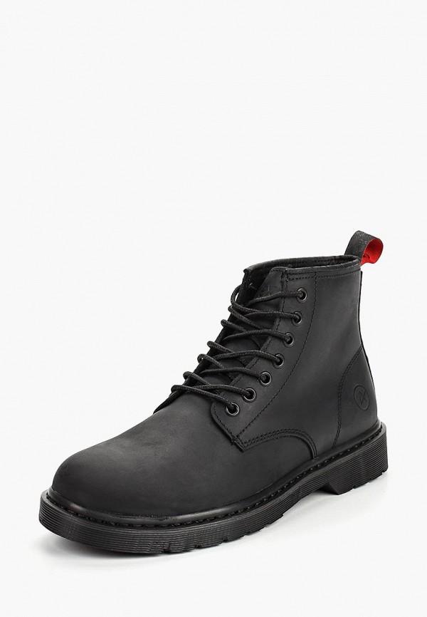 Купить Ботинки Affex, Affex AF003AWBVSU9, черный, Осень-зима 2018/2019