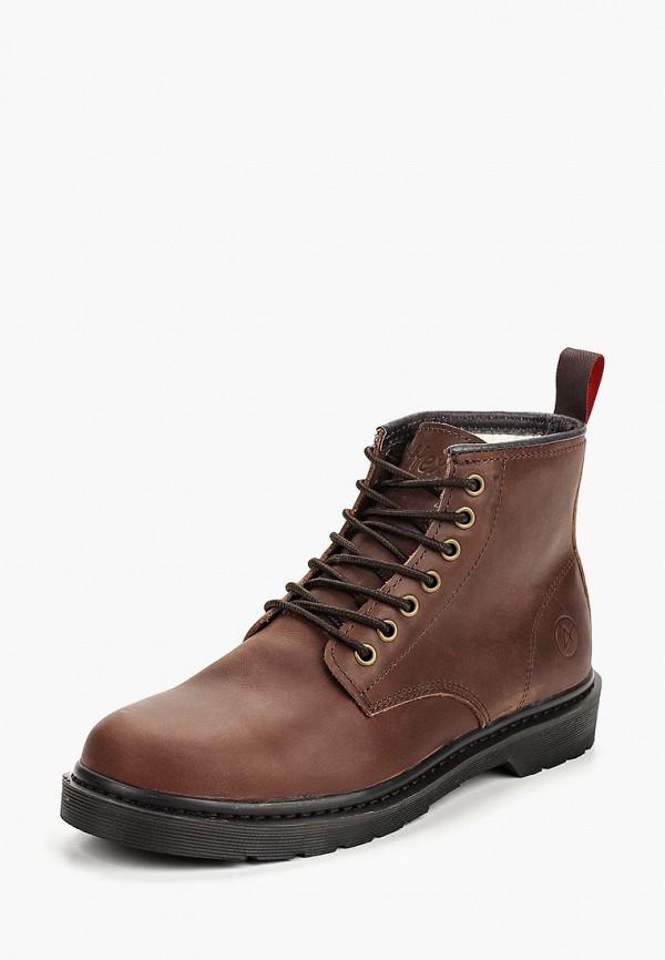 Купить Ботинки Affex, Affex AF003AWBVSV0, коричневый, Осень-зима 2018/2019