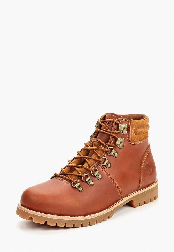 Купить Ботинки Affex, Affex AF003AWBVSV2, коричневый, Осень-зима 2018/2019