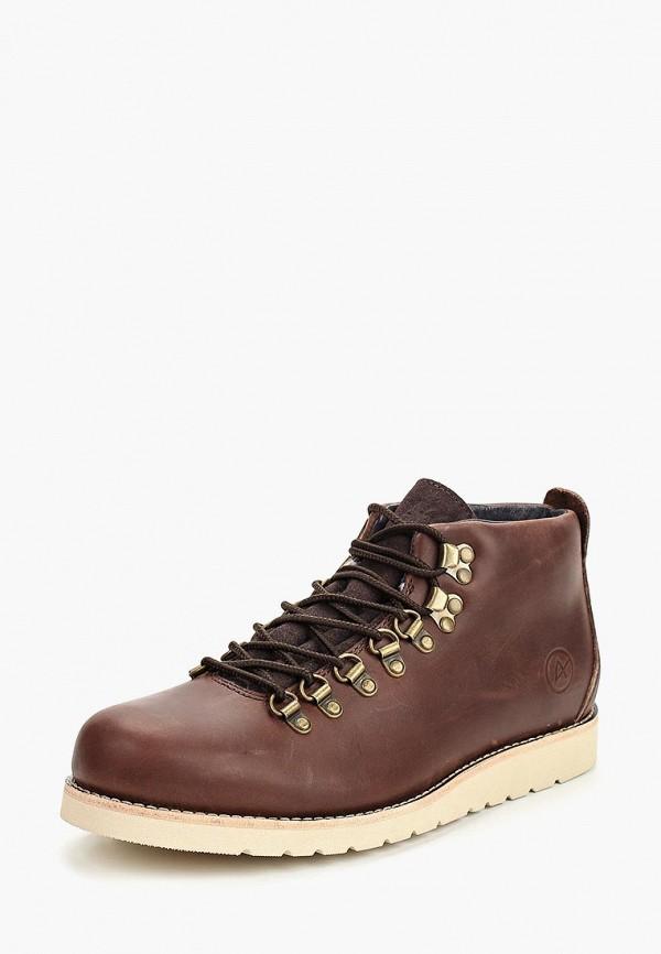 Купить Ботинки Affex, Affex AF003AWBVSV4, коричневый, Осень-зима 2018/2019