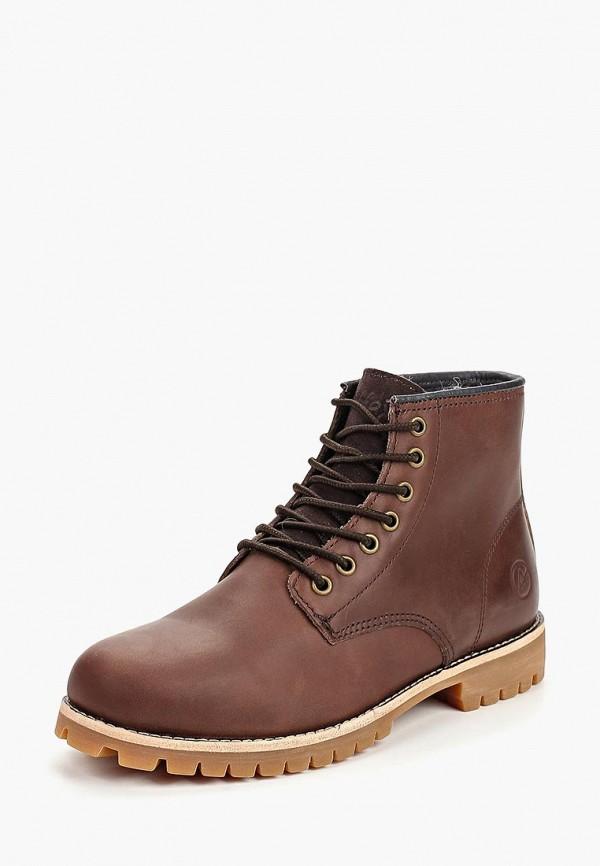 Купить Ботинки Affex, Affex AF003AWBVSV6, коричневый, Осень-зима 2018/2019