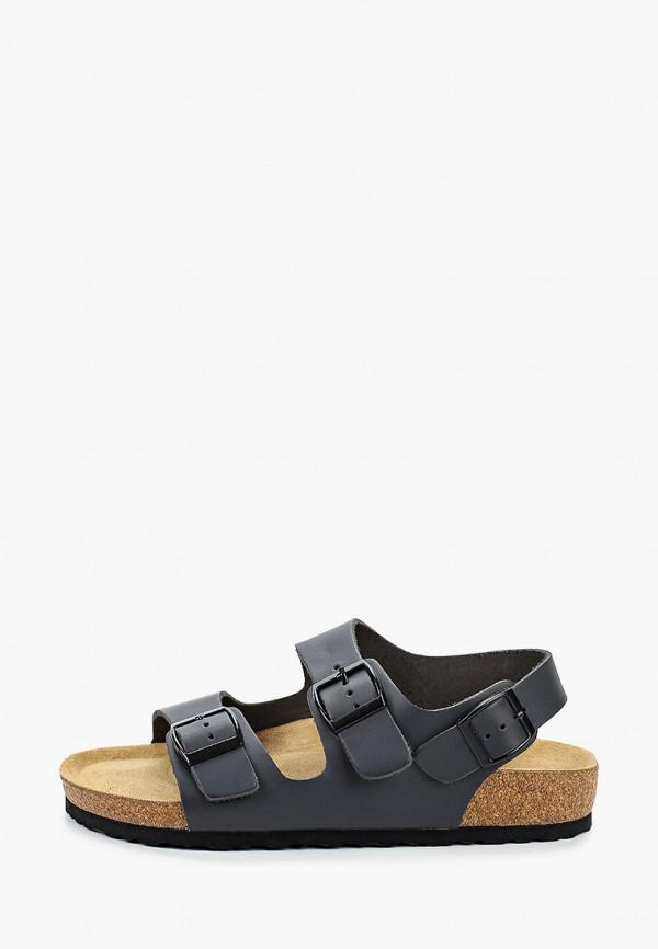 женские сандалии affex, серые